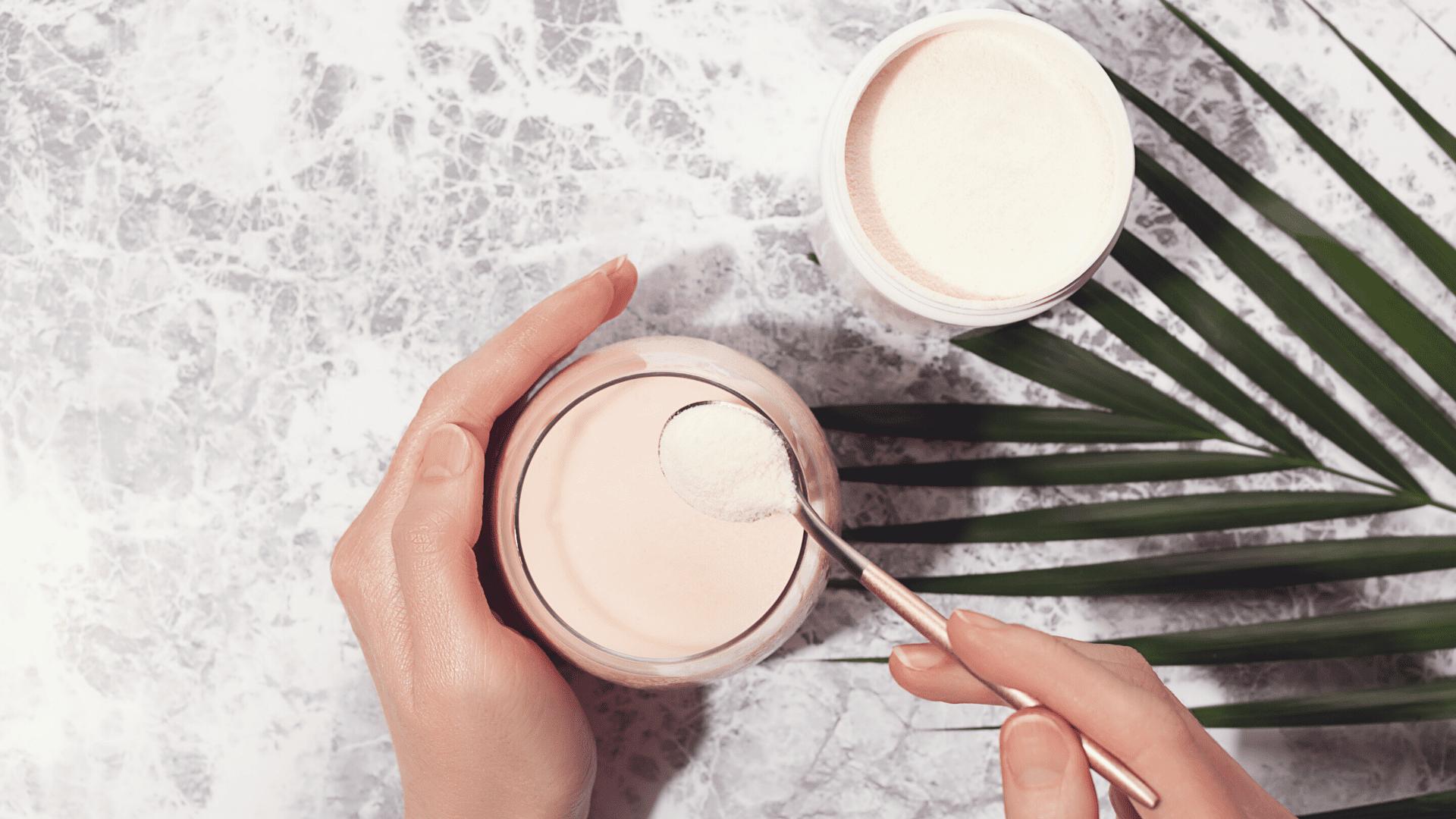 Entenda o que é, para que serve, quais os benefícios e qual o melhor colágeno hidrolisado para você! (Imagem: Reprodução/Shutterstock)