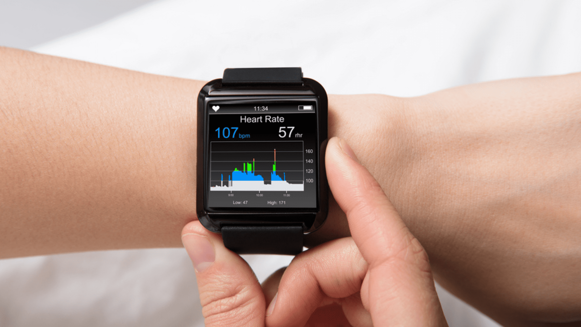 Veja a nossa seleção dos melhores monitores cardíacos para comprar em 2021! (Imagem: Reprodução/Shutterstock)