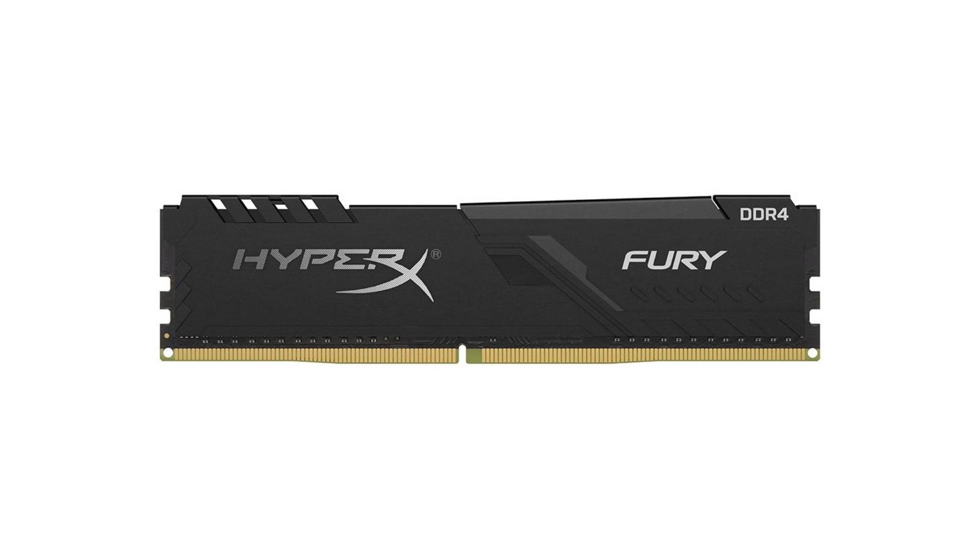 Placa de memória RAM HyperX da Kingston