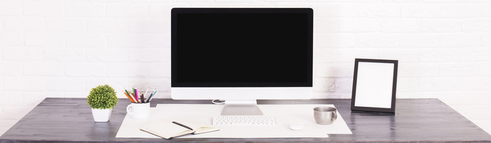 O que são computadores all-in-one?