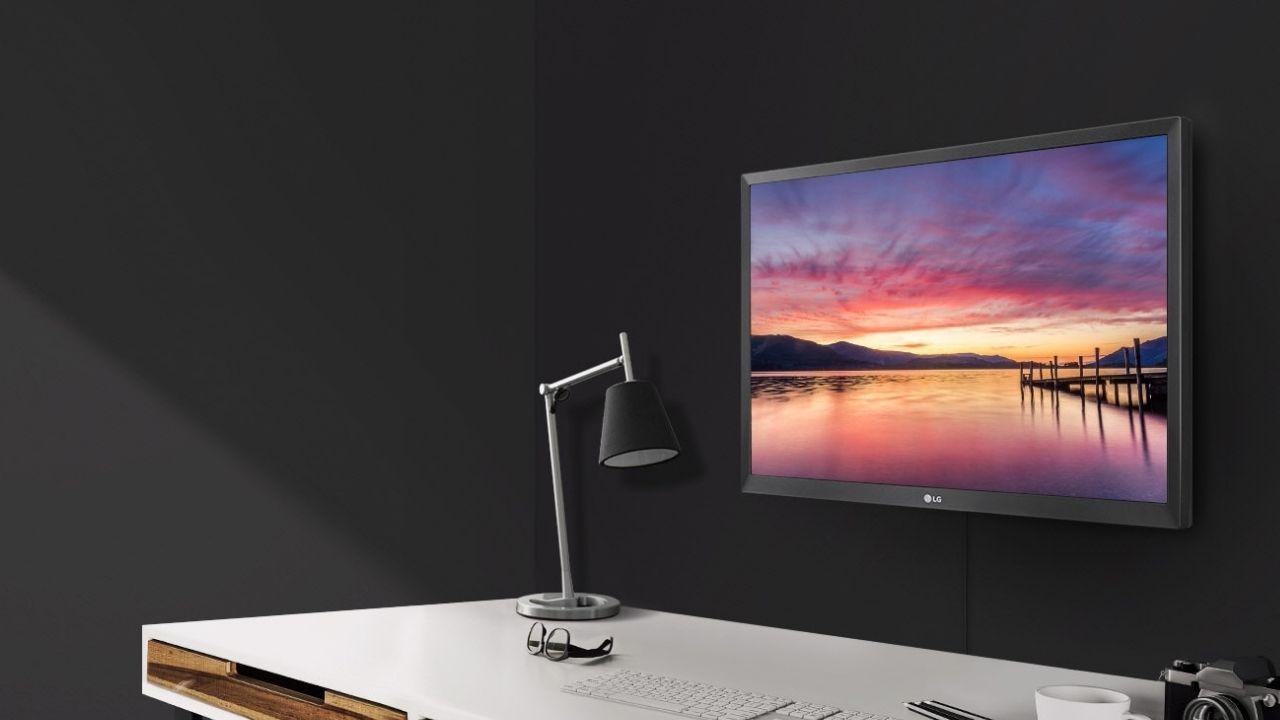 LG é uma das marcas mais frequentes no ranking de melhores monitores de 2021 (Foto: Divulgação/LG)