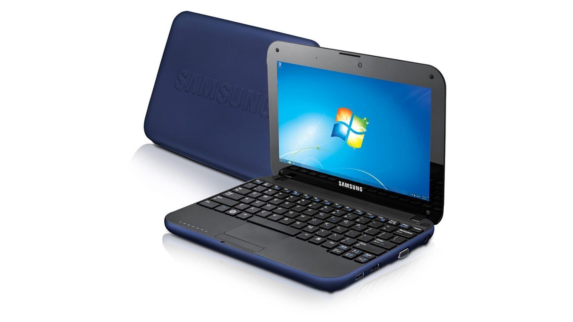 A Samsung foi uma das principais fabricantes de netbook no passado. (Foto: Divulgação/Samsung)