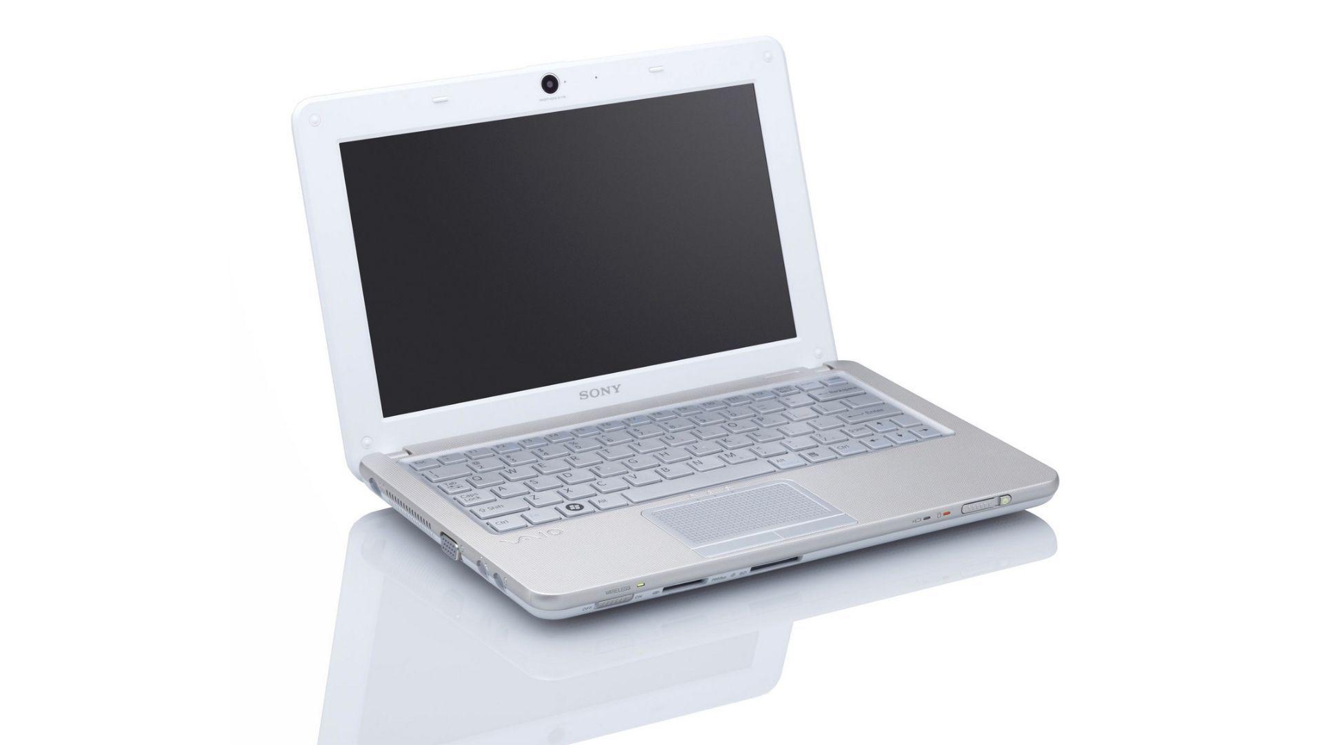 Netbook da VAIO, marca que na época era da Sony (Foto: Divulgação/VAIO)