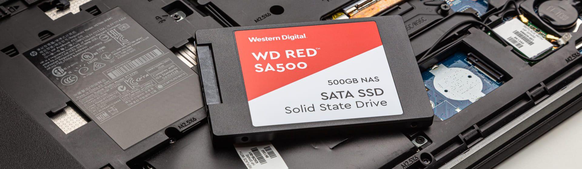 Como escolher um notebook com SSD?