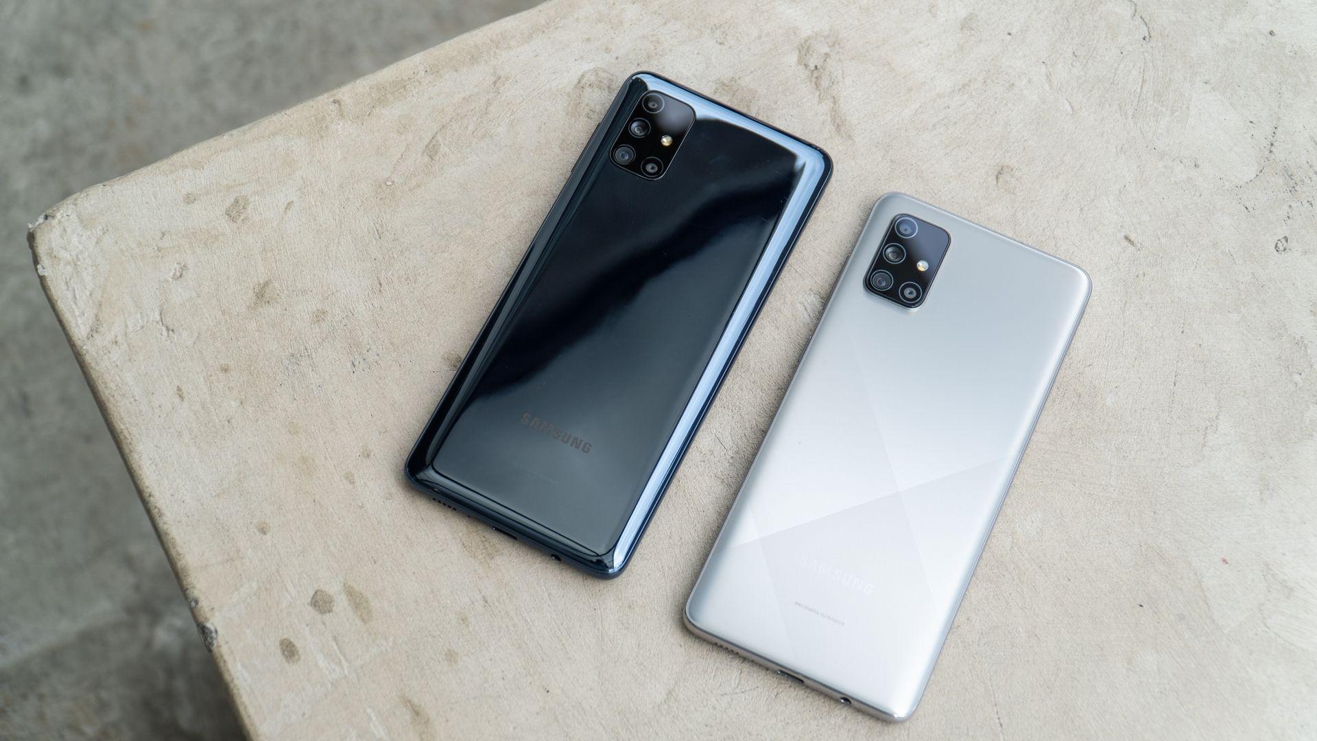 O Galaxy M51 é o melhor celular Samsung até R$ 3.000 para quem busca bateria potente (Foto: Shutterstock)