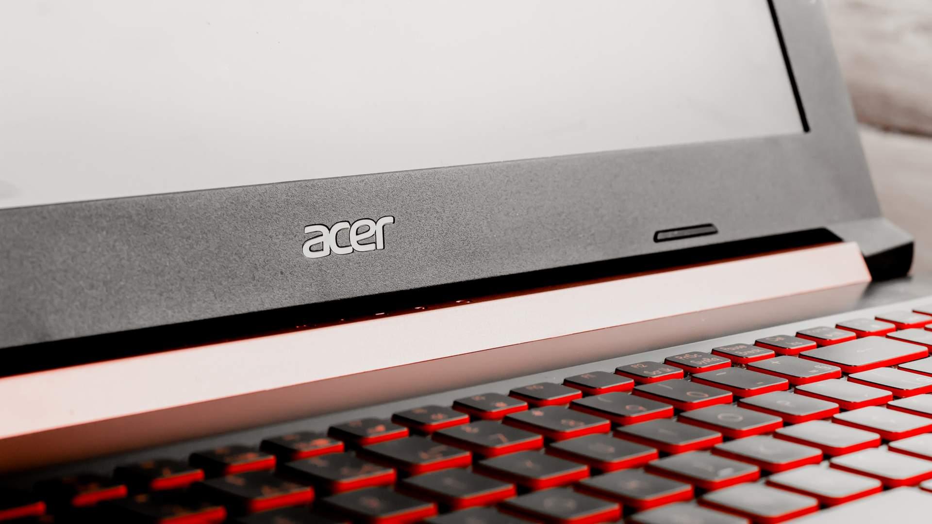 Qual a melhor marca de notebook? A Acer tem opções com hardware atualizado (rafastockbr / Shutterstock.com)