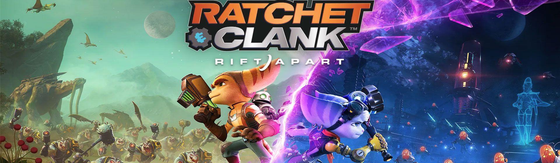 Ratchet & Clank: Rift Apart ganha data para o PlayStation 5 em junho