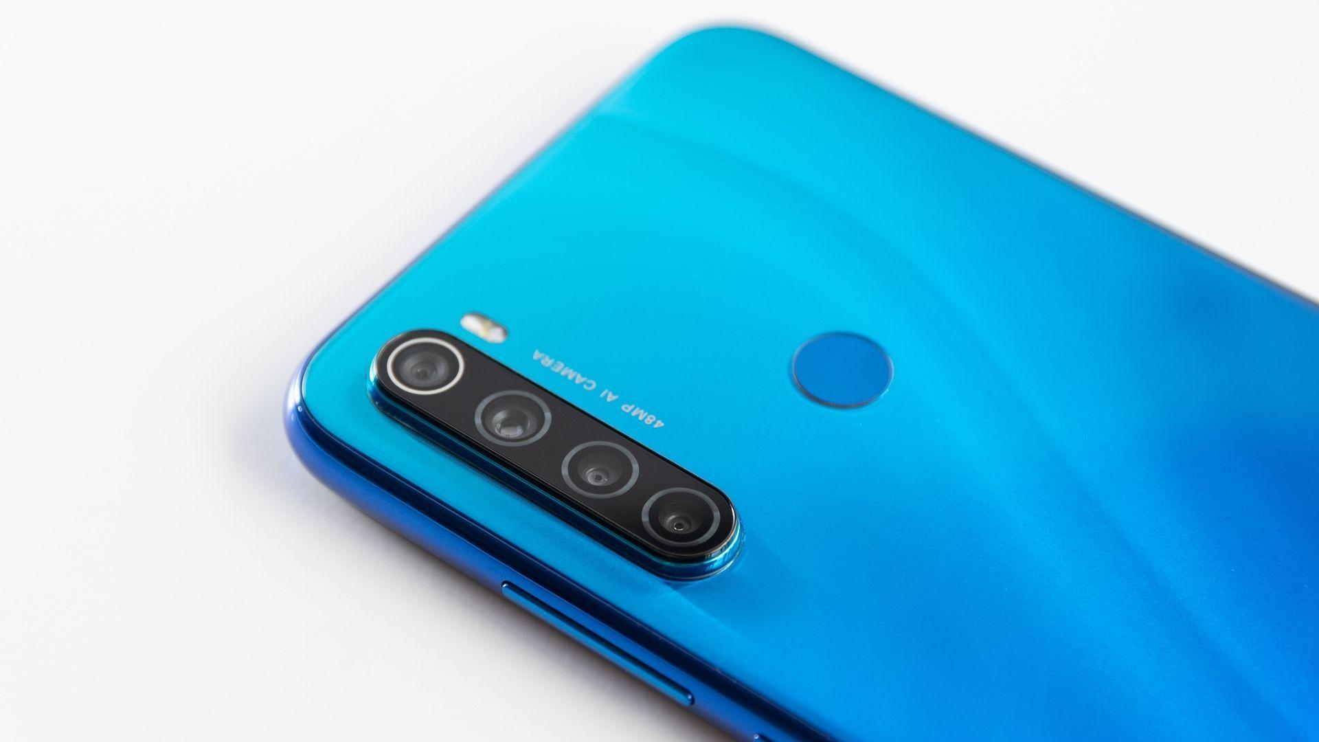 Câmeras Xiaomi Redmi Note 8 | Foto: Shutterstock