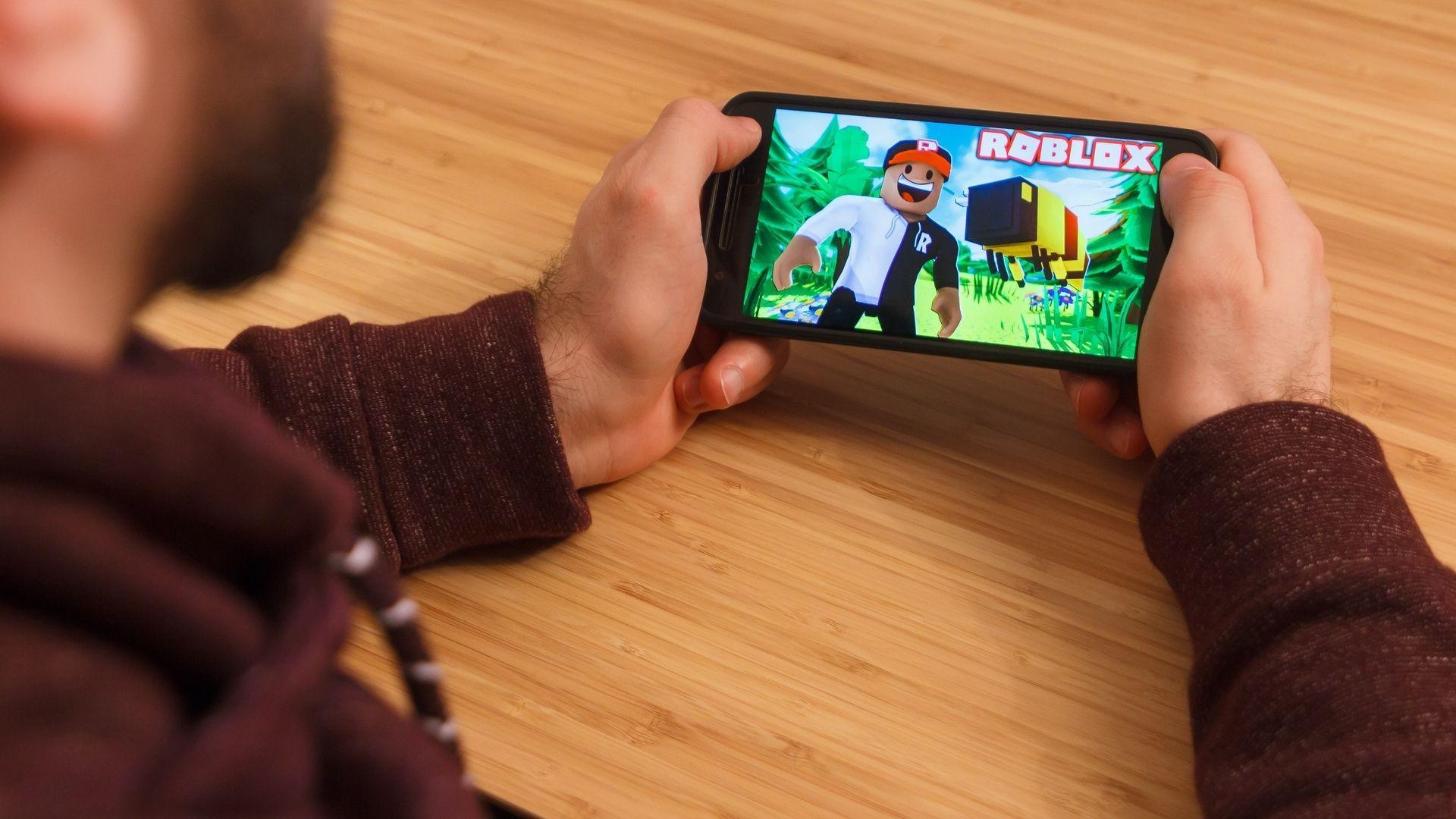 Roblox é considerado um grande hit (Foto: Shutterstock)