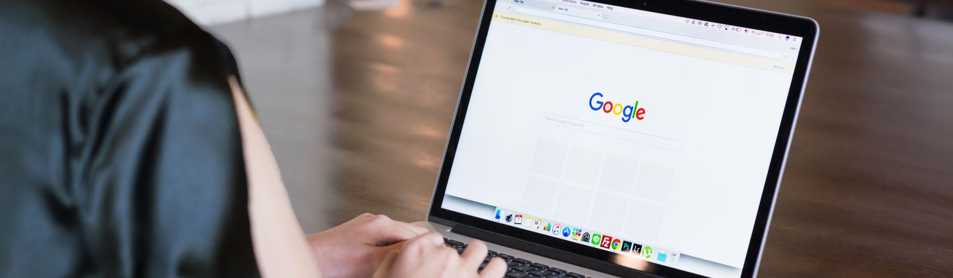 Como apagar conta do Google