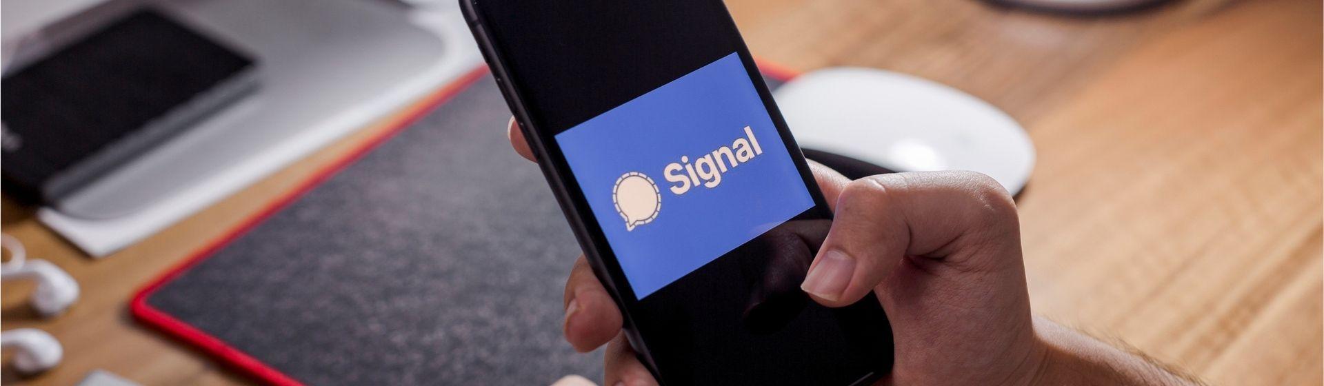 Signal: tudo sobre o mensageiro instantâneo