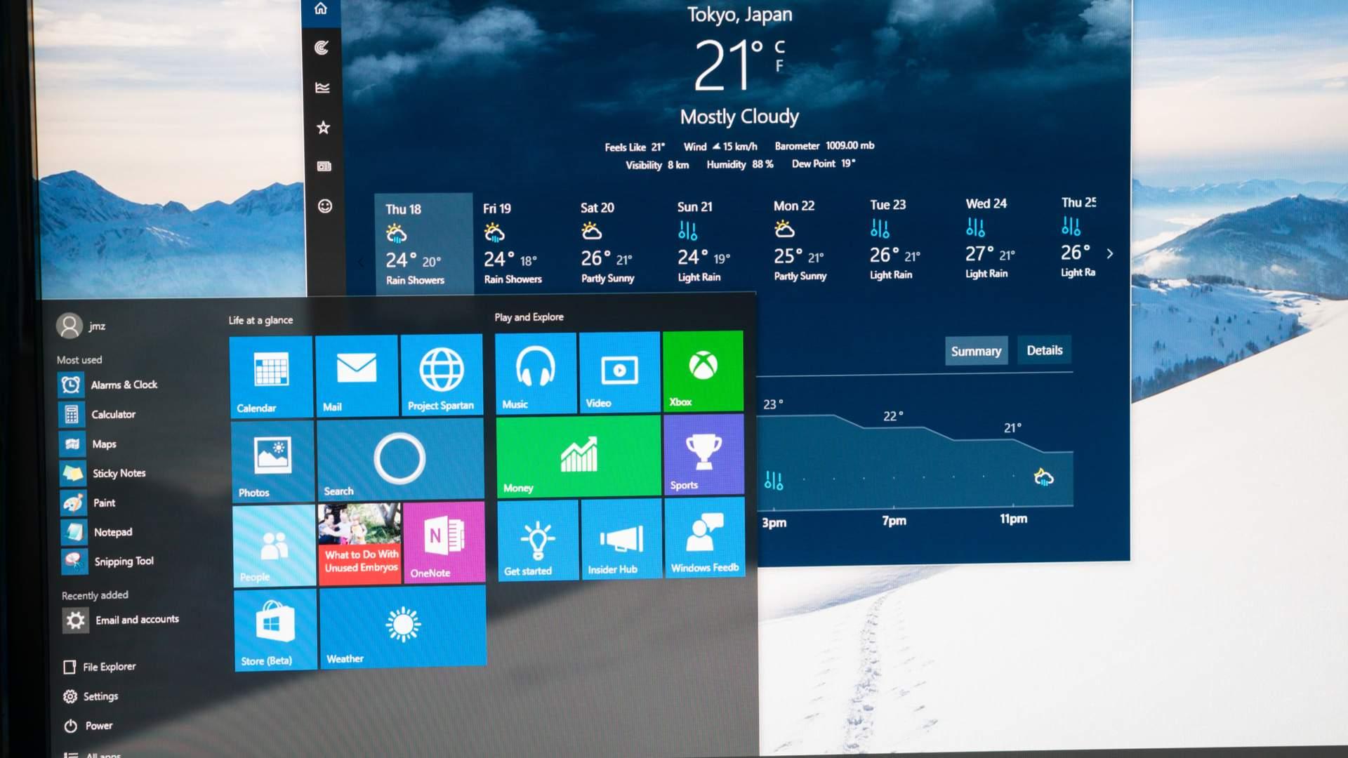 O sistema operacional Windows é o mais comum entre os usuários (Fonte: omihay / Shutterstock.com)