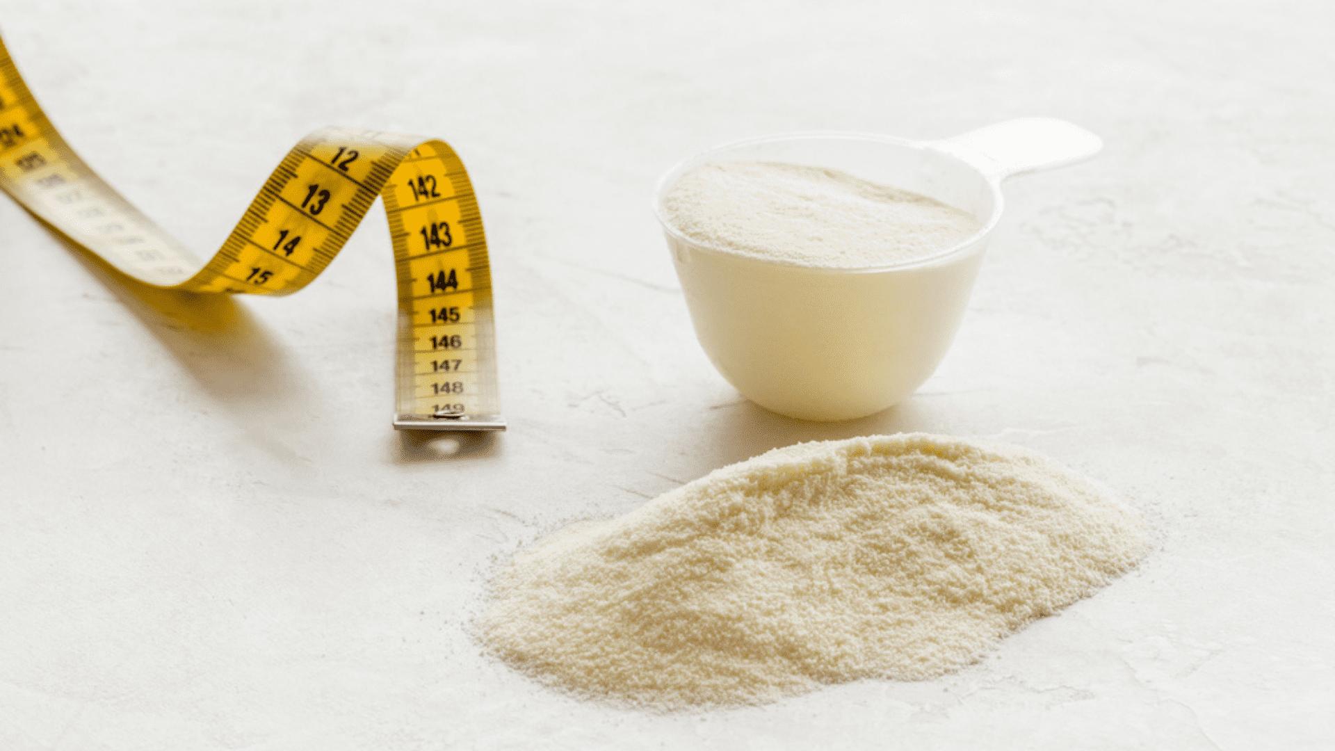 A maltodextrina é um suplemento para engordar (Imagem: Reprodução/Shutterstock)