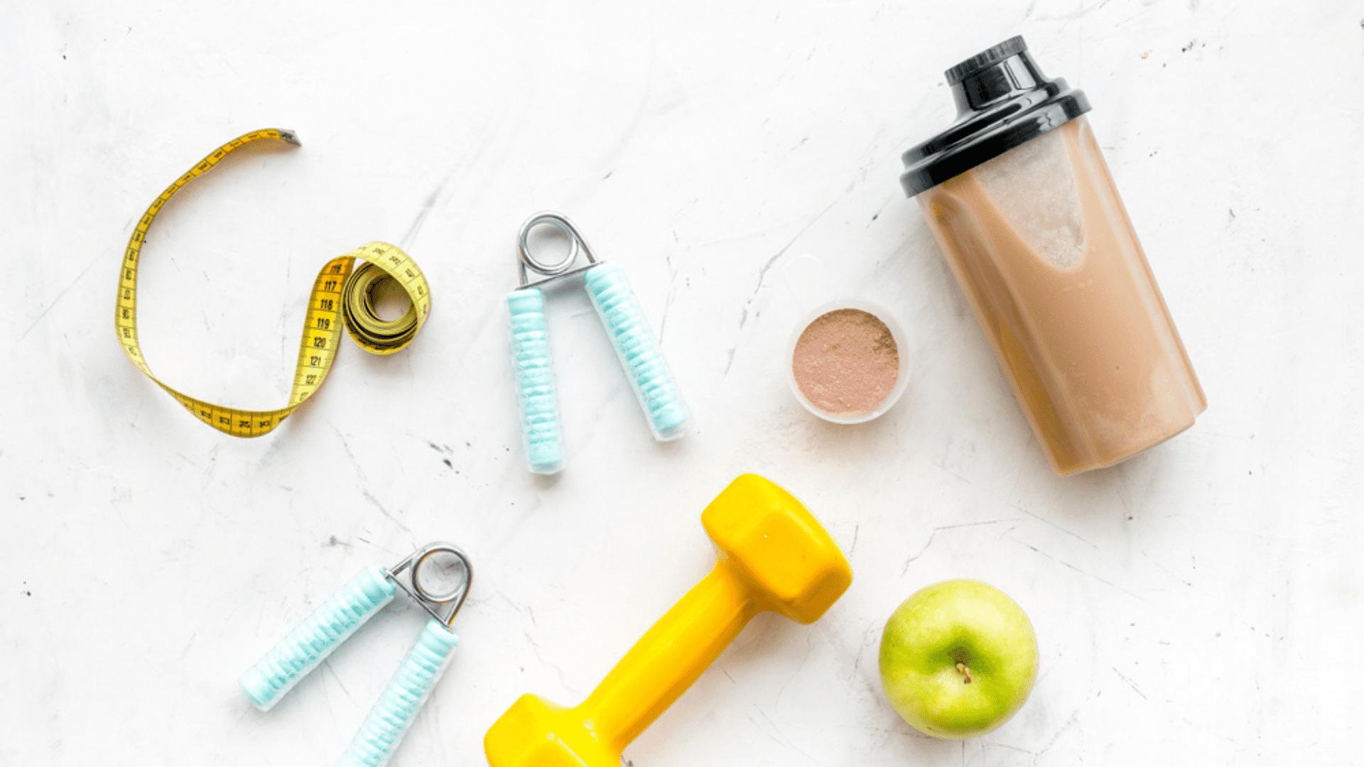 Os suplementos para engordar podem ser usados por conta do tipo físico (Imagem: Reprodução/Shutterstock)