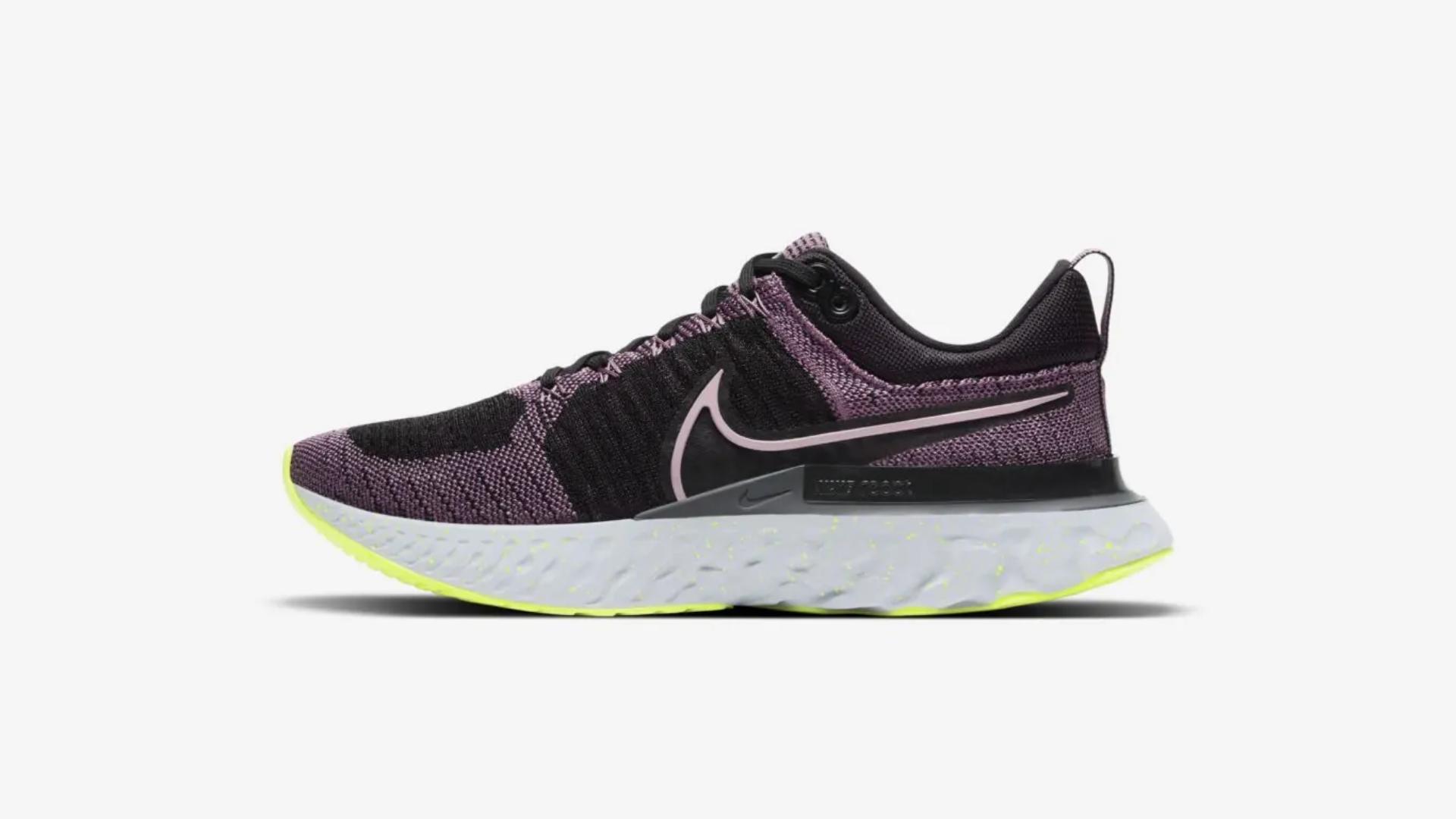 O Nike React Infinity Run 2 foi lançado em 21 de janeiro (Imagem: Divulgação/Nike)