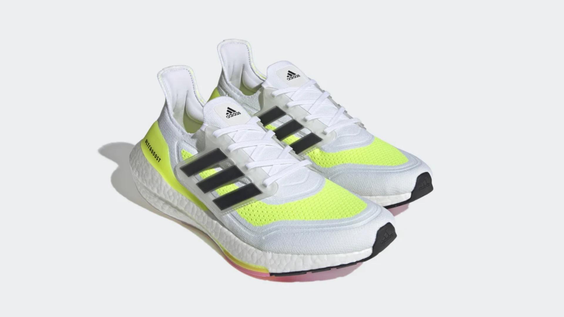 O Adidas Ultraboost 21 foi lançado em 28 de janeiro (Imagem: Divulgação/Adidas)