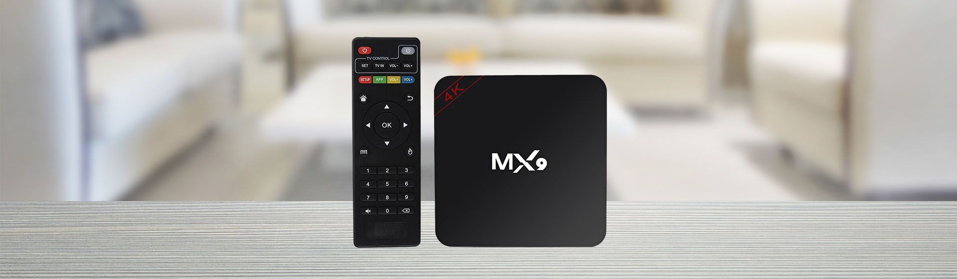 TV box MX9 é boa? Veja a análise da ficha técnica