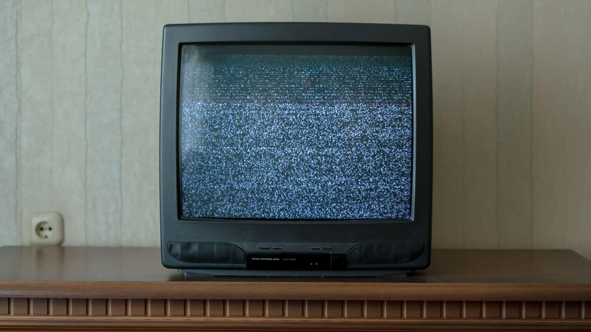 As TVs de tubo e monitores antigos ainda usam SD (Foto: Reprodução/Shutterstock)