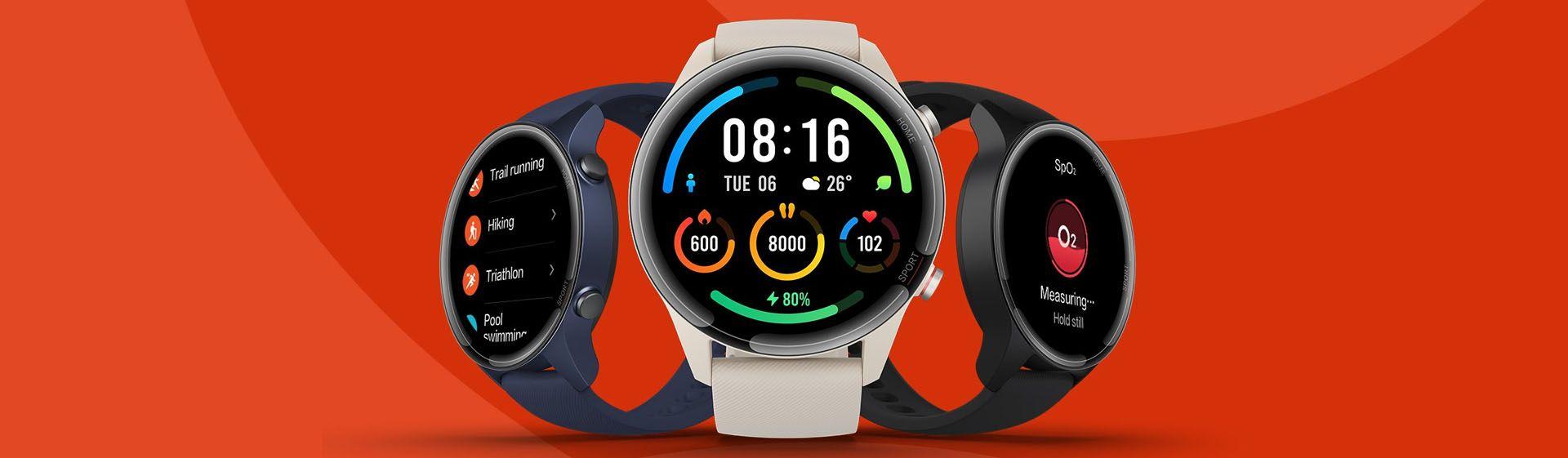 Xiaomi apresenta smartwatch Mi Watch no Brasil