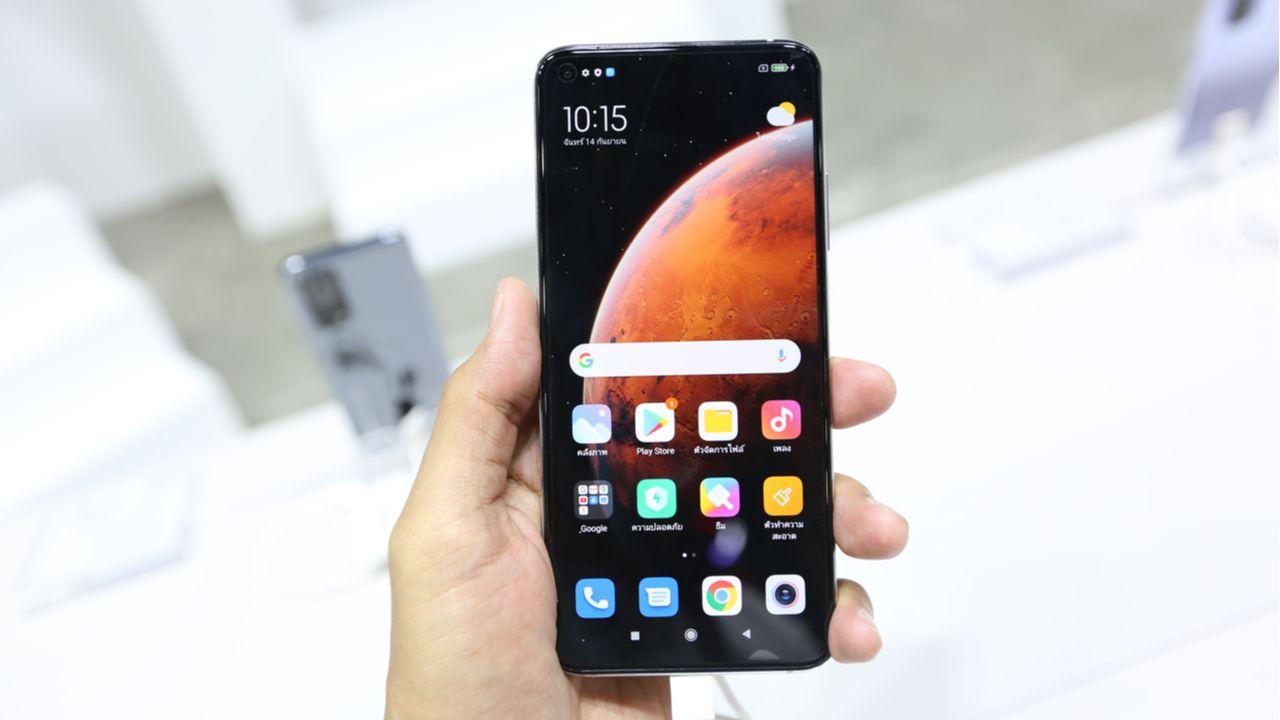Mi 10T Pro é um dos melhores celulares Xiaomi em 2020 (Foto: Shutterstock)