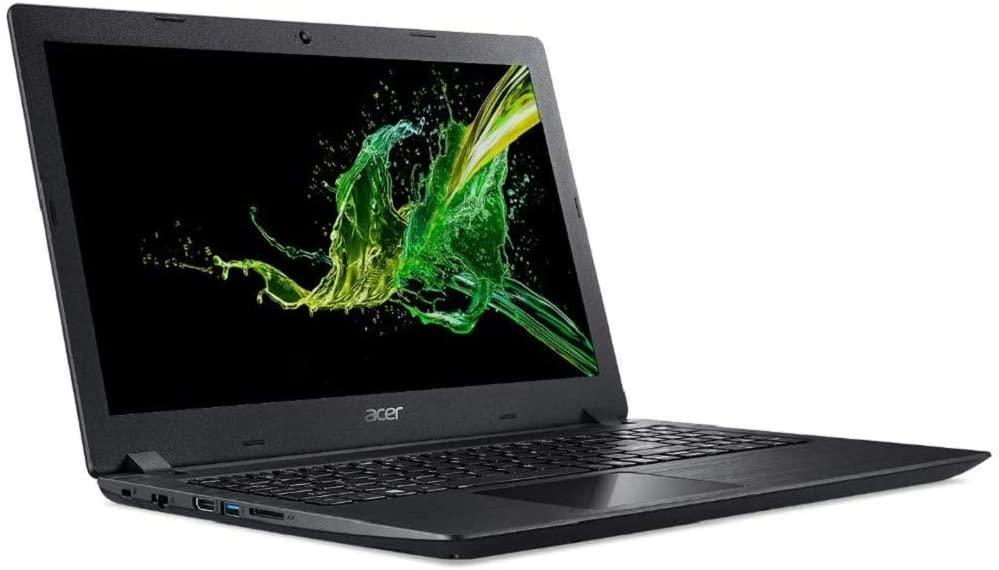 O Acer Aspire 3 Ryzen 5 tem um design que não foi feito para chamar a atenção, mas é bem funcional (Fonte: Acer/Divulgação)