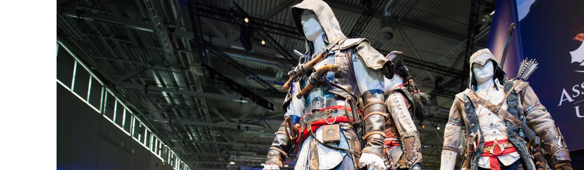 Os 12 Melhores Jogos da Franquia Assassin's Creed