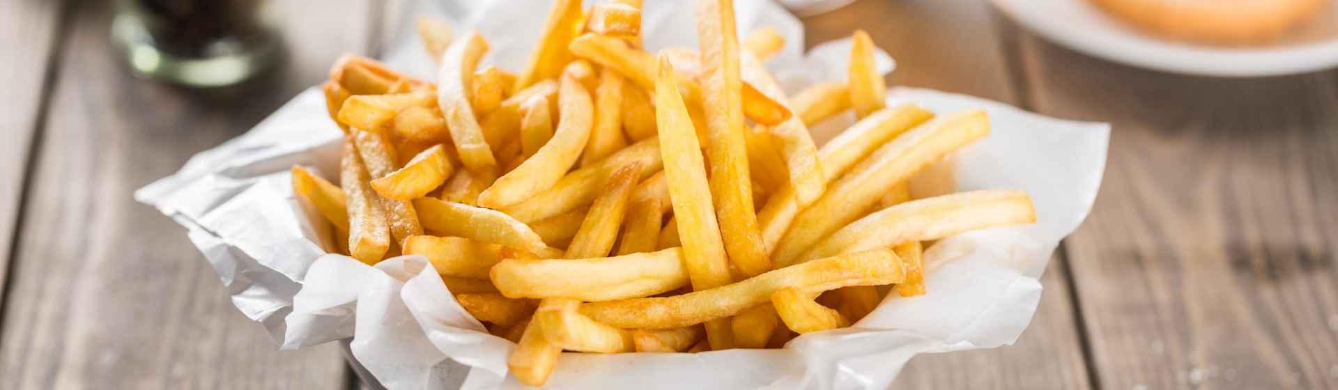 Como fazer batata frita na airfryer?