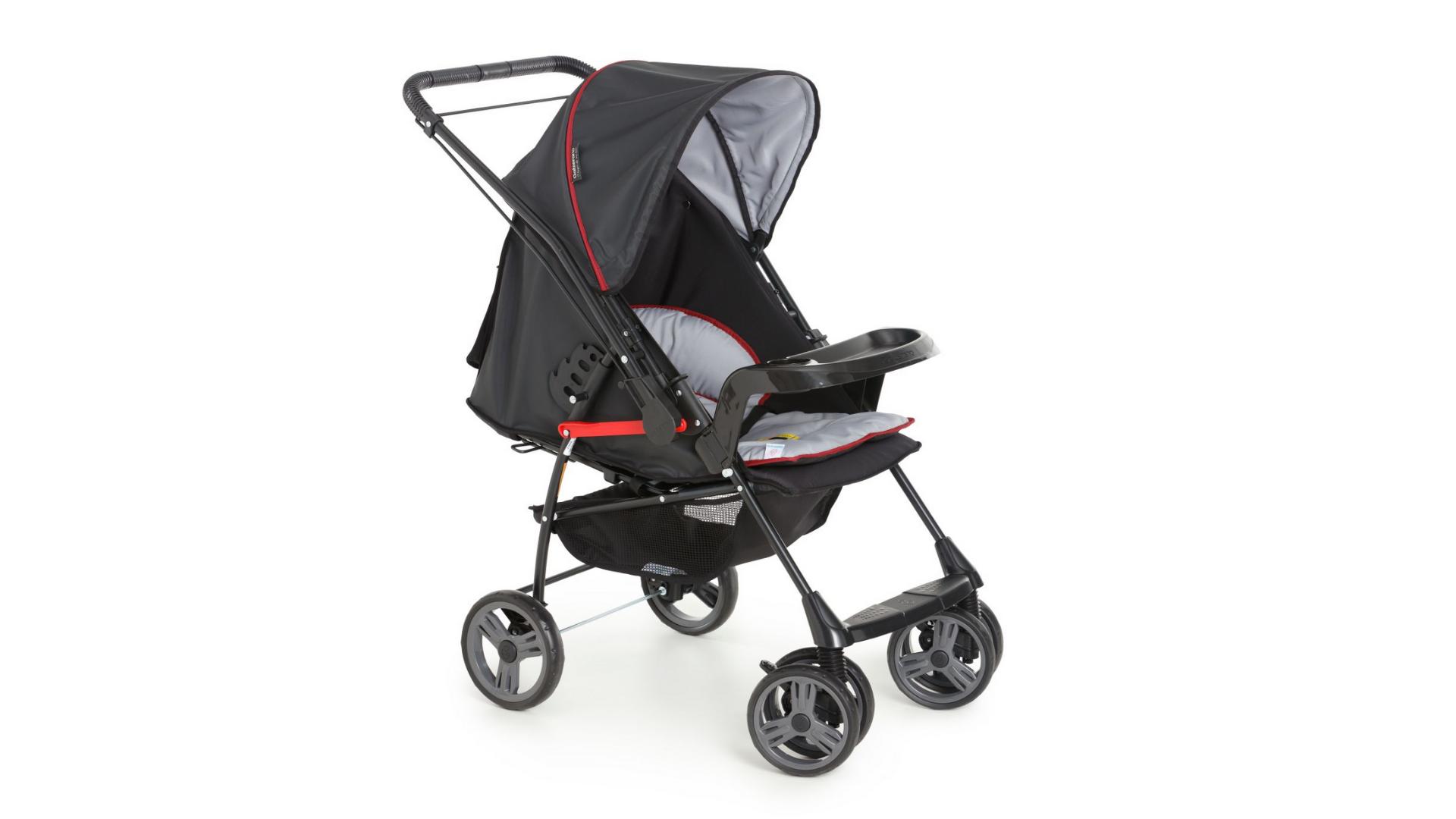 Confira a análise de ficha técnica do carrinho de bebê Galzerano Milano Reversível II! (Imagem: Divulgação/Galzerano)