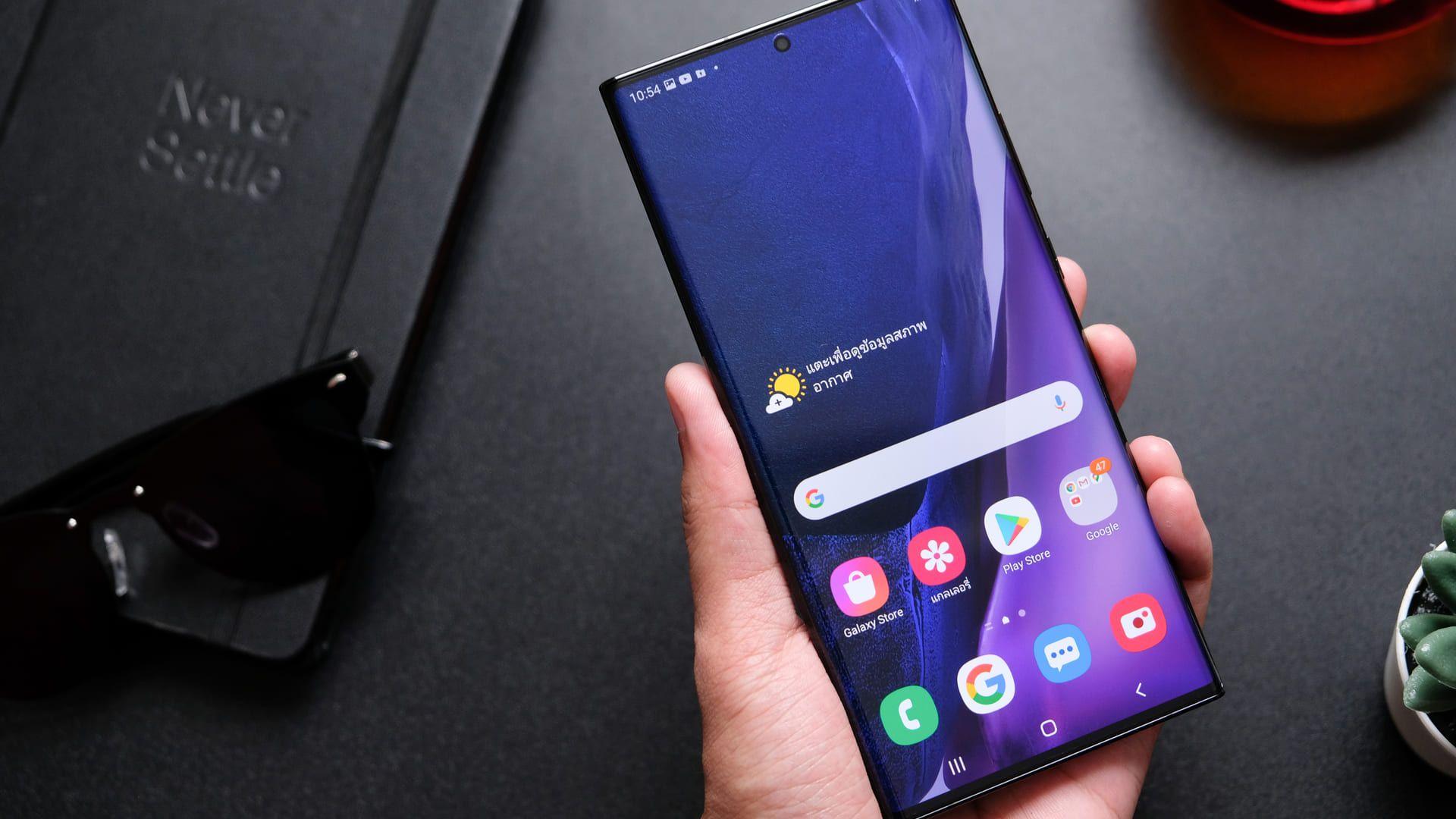 Confira os melhores modelos de celular com tela grande (Foto: Reprodução/Shutterstock)