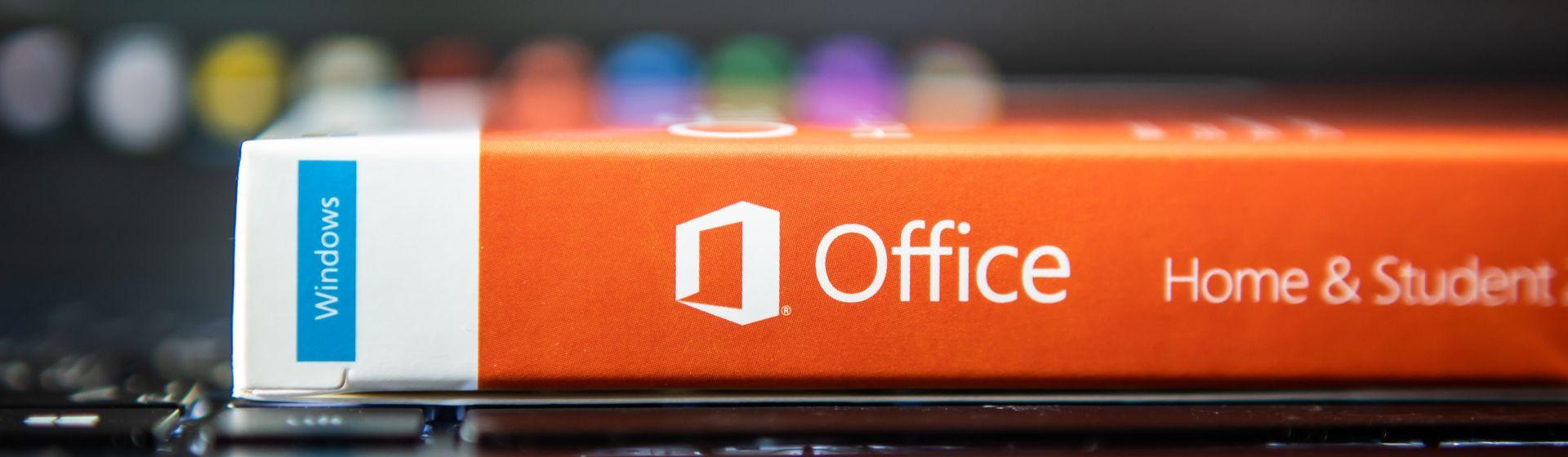Como instalar o Pacote Office?