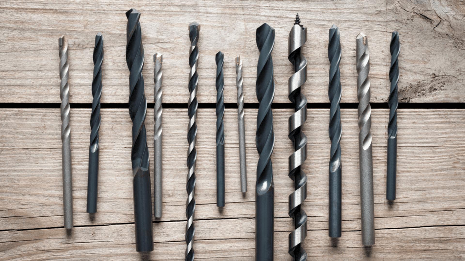 A broca é a peça-chave para usar a furadeira de forma (Imagem: Reprodução/Shutterstock)