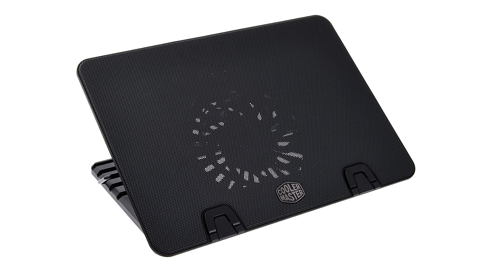 Ergostand IV é um suporte de notebook com cooler que se destaca (Foto: Divulgação/Cooler Master)
