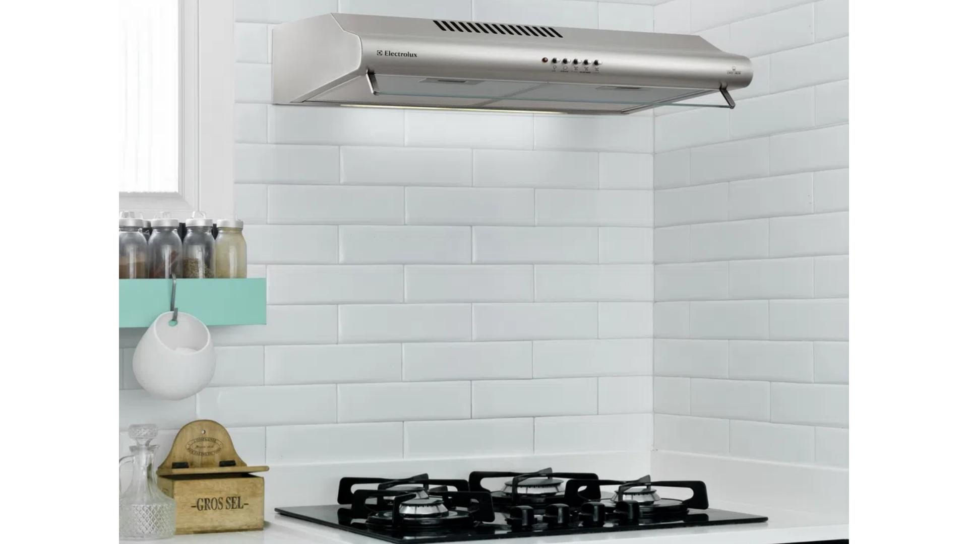 O depurador de ar precisa ser higienizado periodicamente. (Imagem: Divulgação/Electrolux)