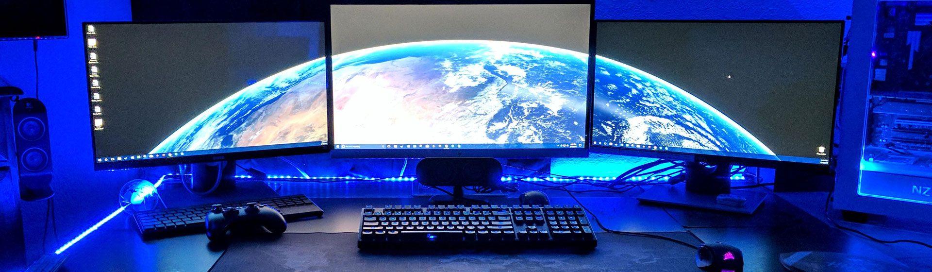 Como usar dois monitores no PC ou notebook?