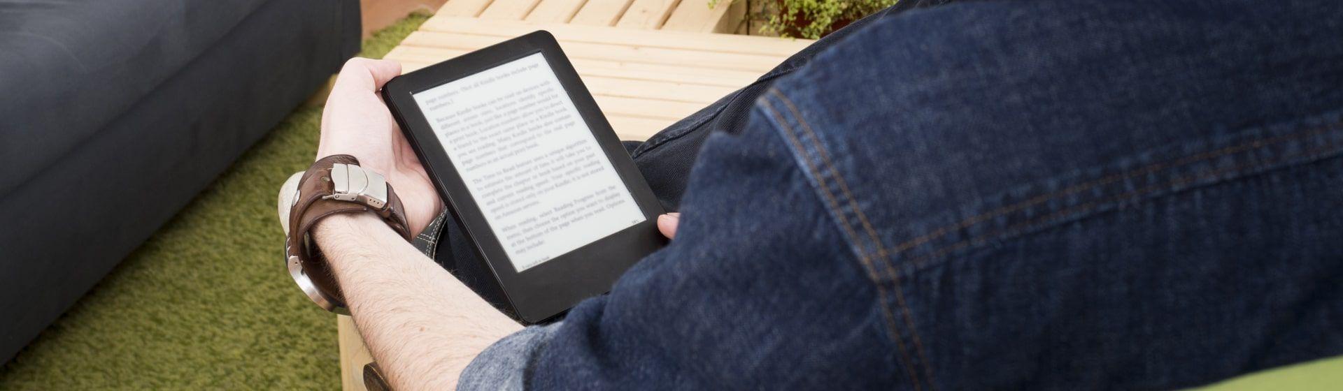E-reader: confira os melhores leitores digitais em 2021
