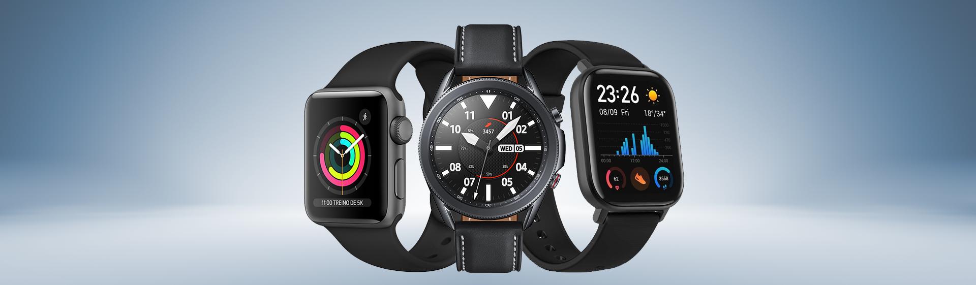 Veja os smartwatches mais vendidos do Zoom