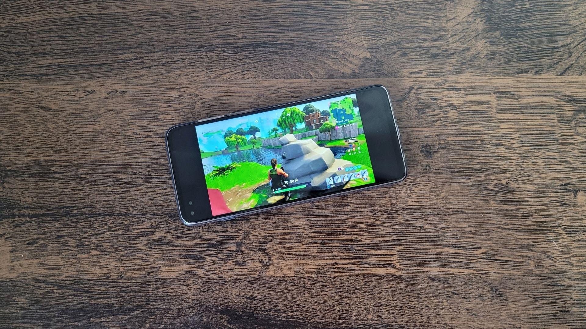 Fortnite é um dos jogos Android mais populares (Foto: Aline Batista/Zoom)