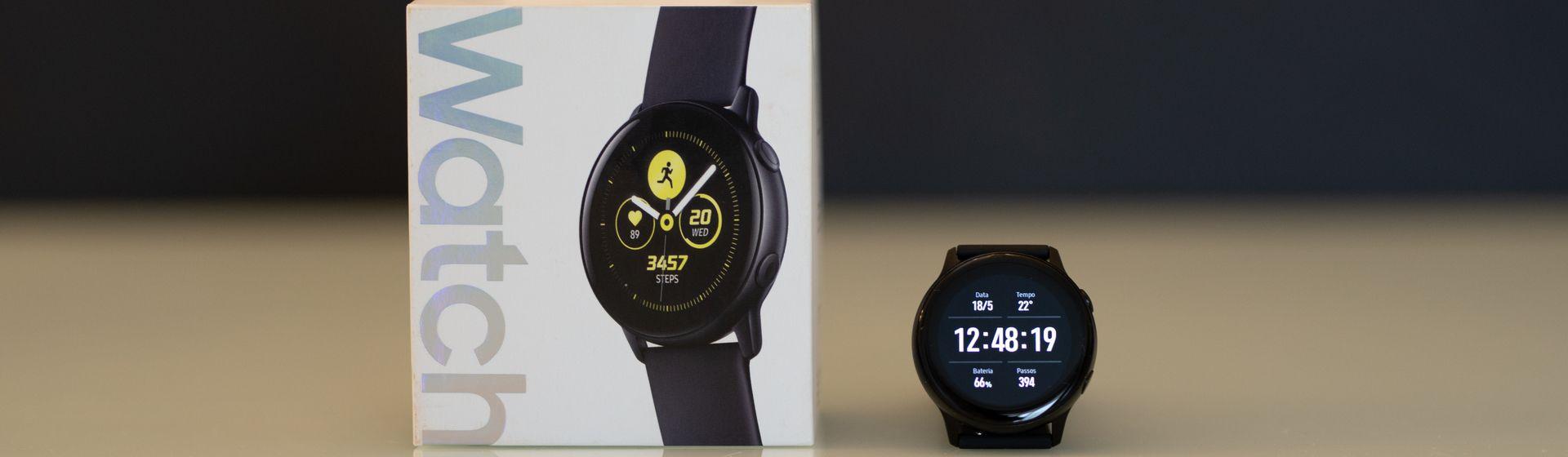 Galaxy Watch Active é bom? Veja análise da ficha técnica do smartwatch