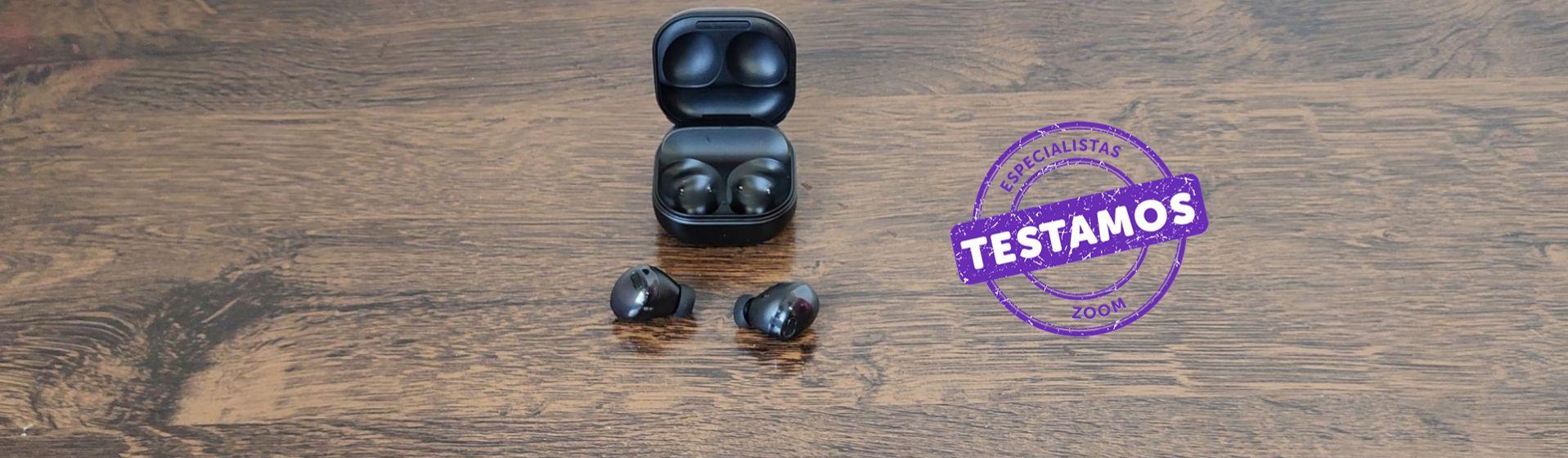 Galaxy Buds Pro: fone tem som de qualidade e cancelamento de ruído