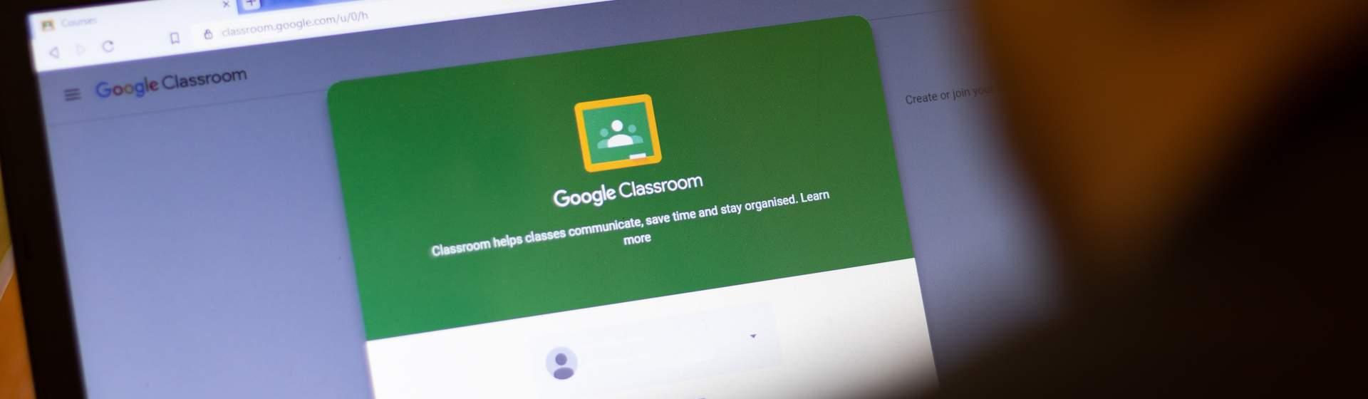 Como usar o Google Classroom e ter uma sala de aula online?