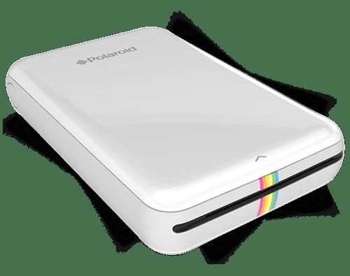 A Polaroid Zip Mobile é uma mini impressora fotográfica, menor que as portáteis (Fonte: Polaroid/Divulgação)