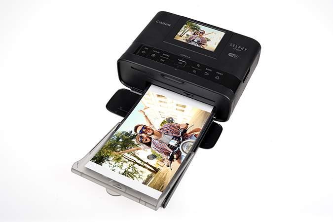Fáceis de levar para qualquer lugar, a impressora fotográfica portátil é perfeita para imprimir momentos inesquecíveis (Fonte: Canon/Divulgação)