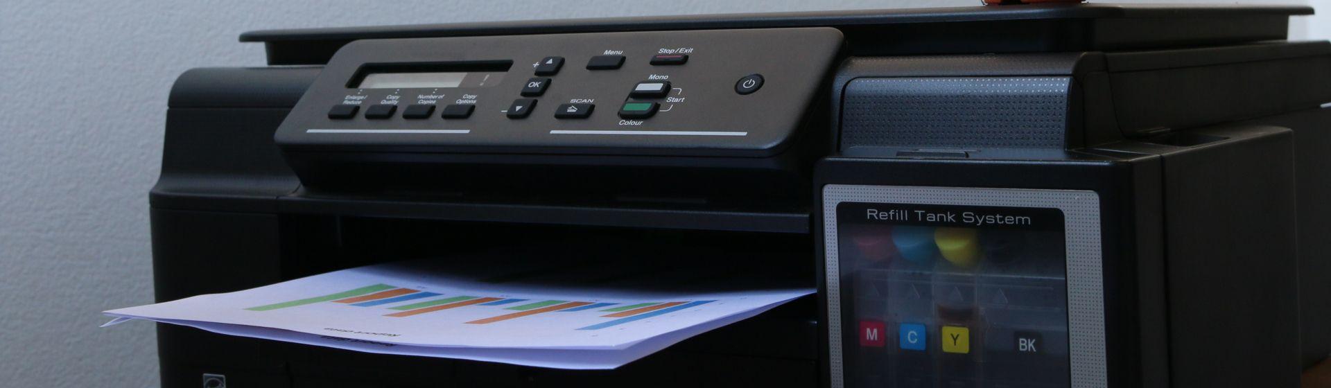 Veja as impressoras mais vendidas no Zoom