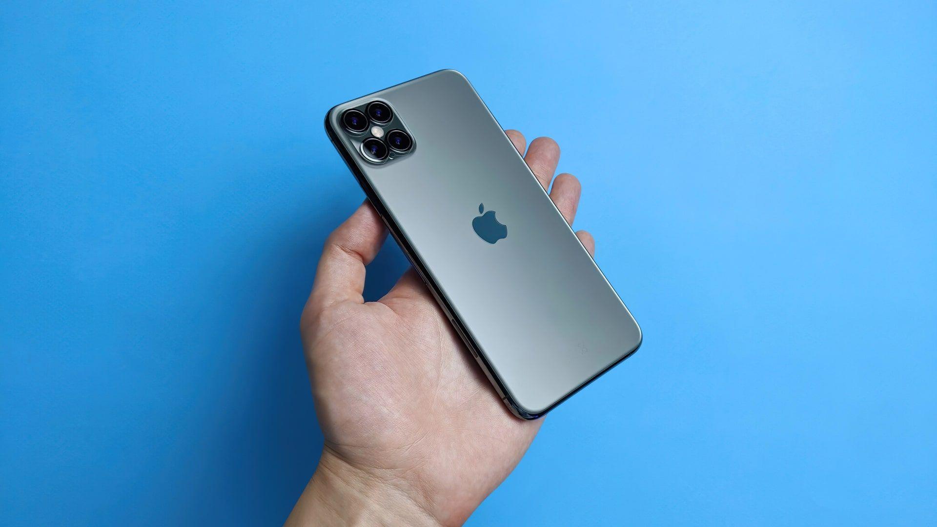 iPhone 12 Pro é um celular top de linha da Apple (Foto: Shutterstock)