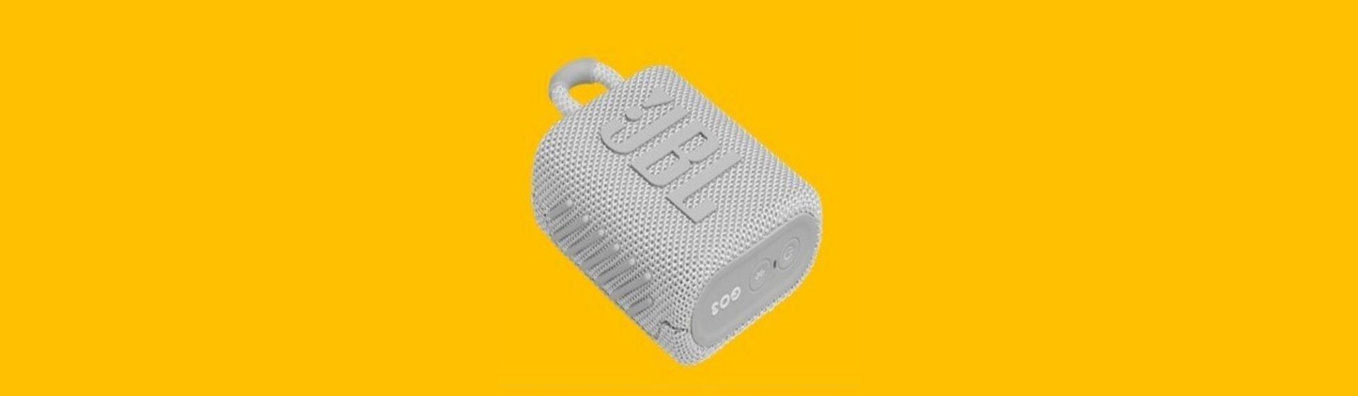 JBL Go 3 é boa? Conheça a caixa de som Bluetooth ultraportátil da JBL