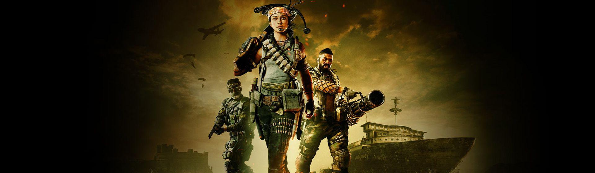 Streamer cria joystick de baguete para Call of Duty: Warzone