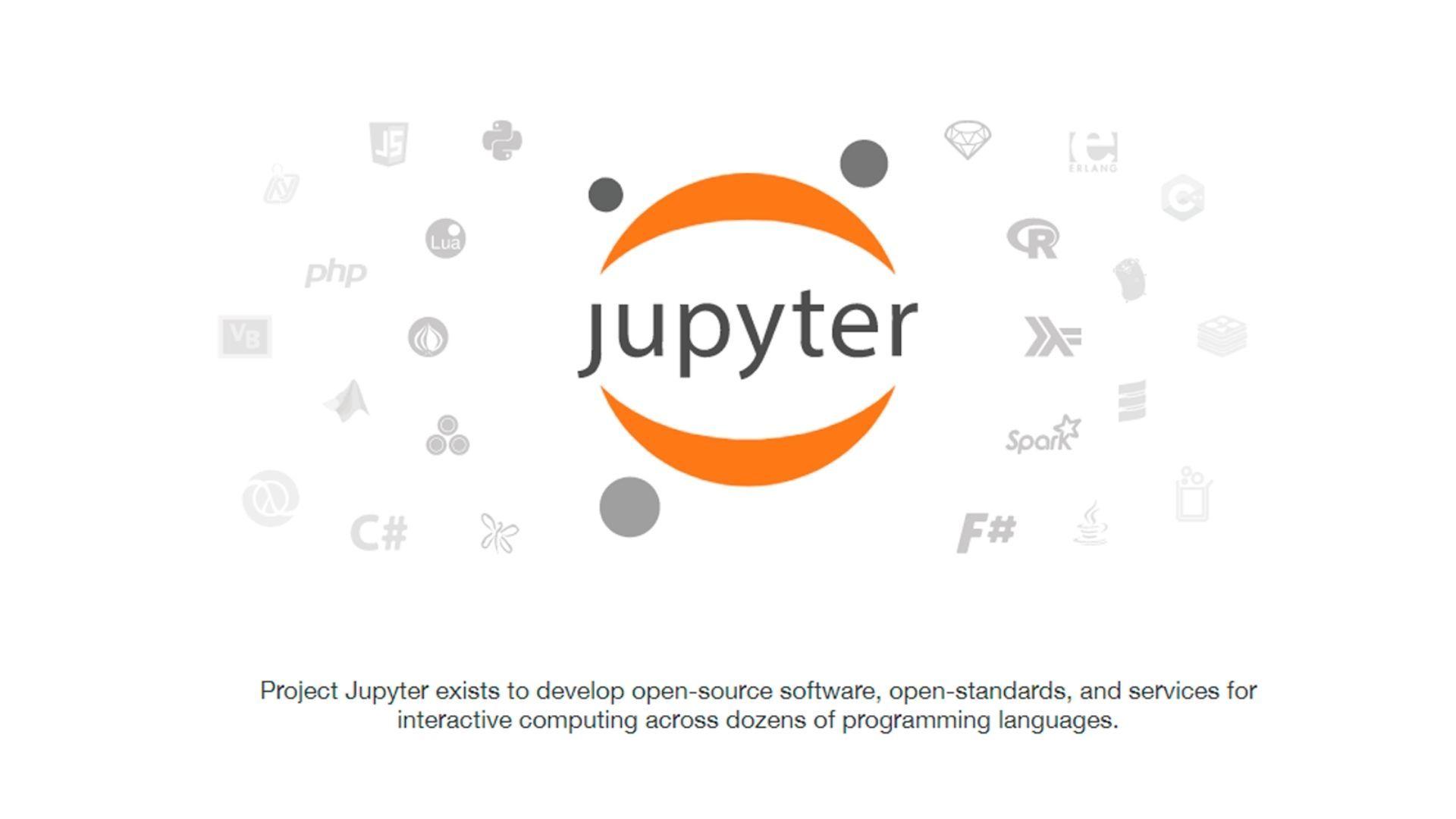 De uso gratuito, o Jupyter Notebook auxilia a compilação de códigos (Reprodução: Hugo Iwaasa)