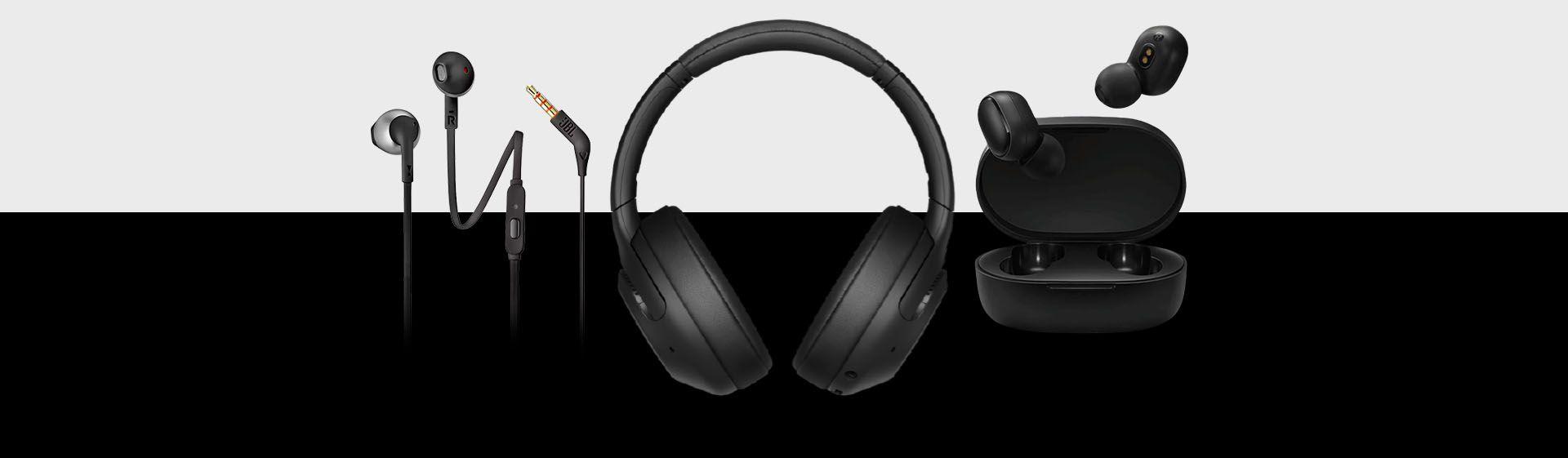 Como avaliamos os fones de ouvido no Zoom