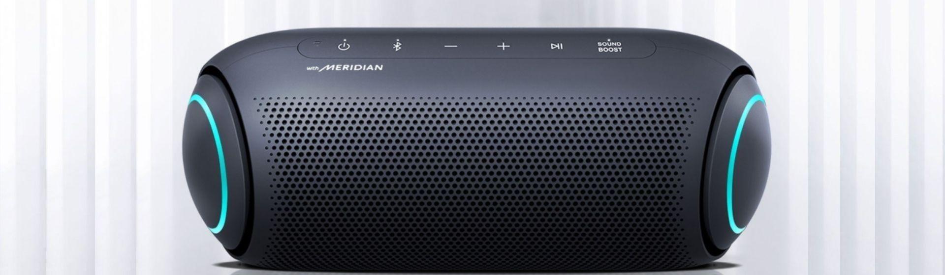 LG XBoom: conheça as melhores caixas de som Bluetooth da linha