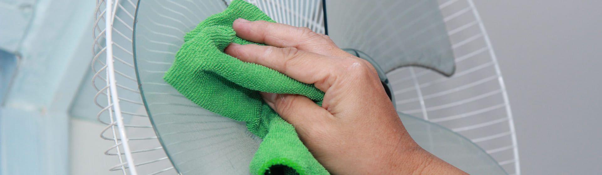 Como limpar ventilador: confira o passo a passo